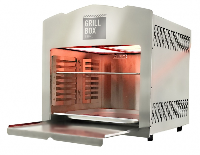 GrillBox 880XL Steak žar